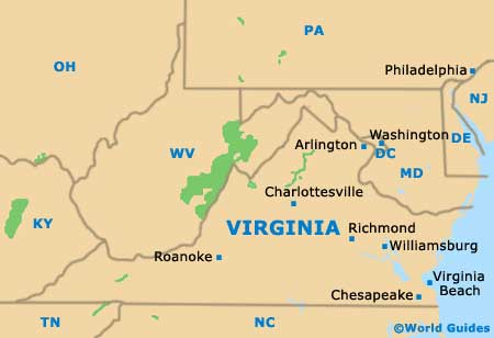 FileVirginia Va State Mapjpeg Dickinson College Wiki - State of va map